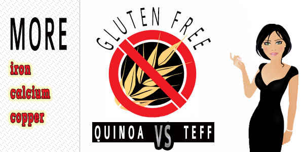 Hey Quinoa, Teff May be the New Gluten-Free Kid on the Block